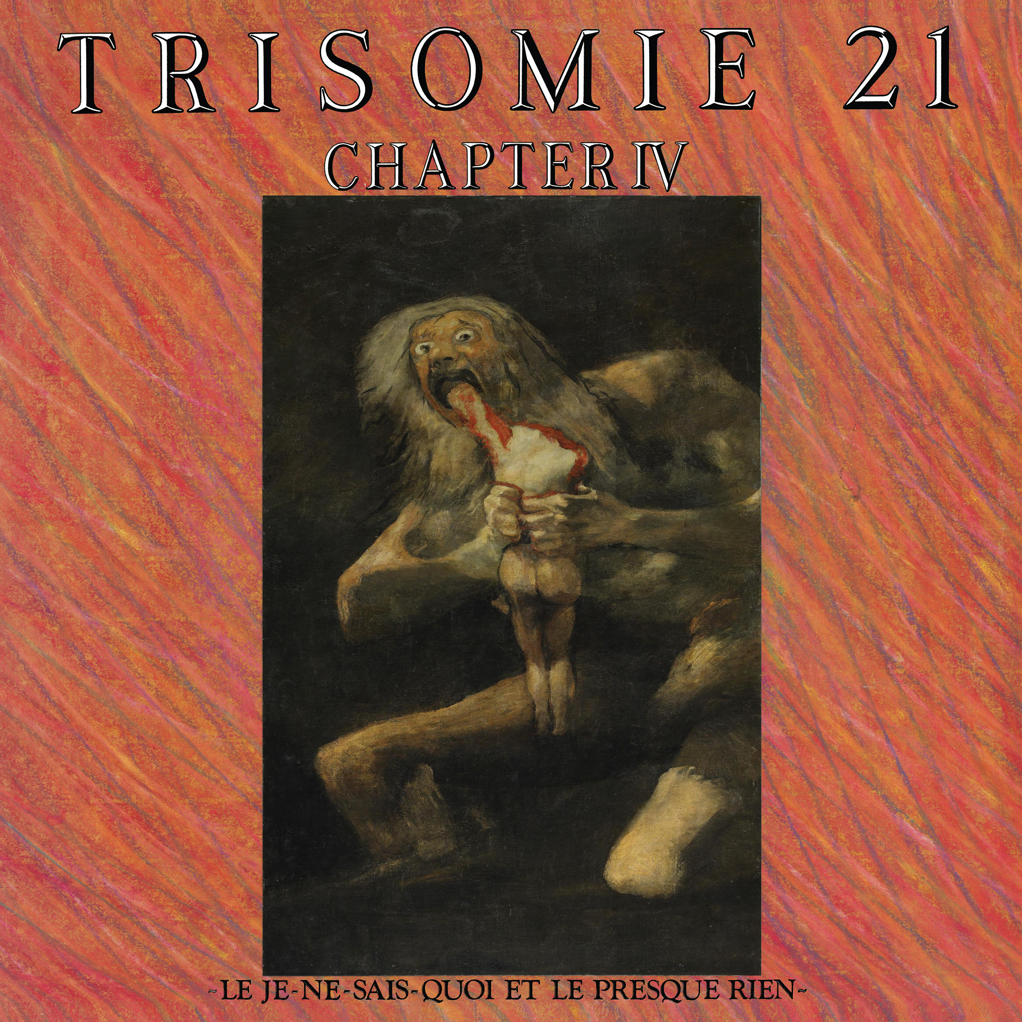 Trisomie 21 - Chapter IV 2xLP