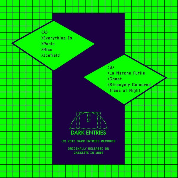 Altres Archives Lp Dark Entries Records
